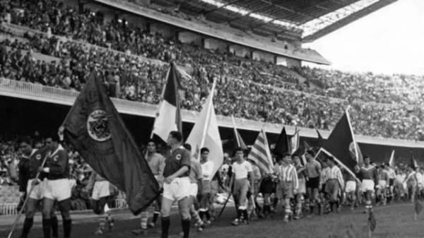 A inauguração do Camp Nou: início de novos tempos na Catalunha.