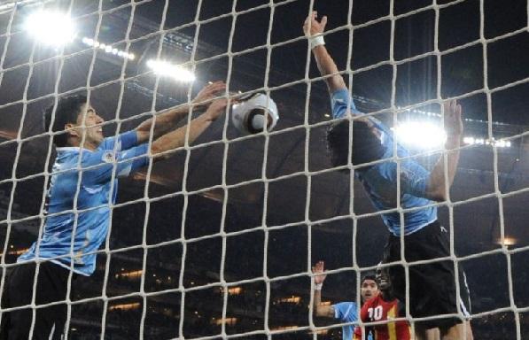 Jogos Eternos – Uruguai 1×1 Gana 2010