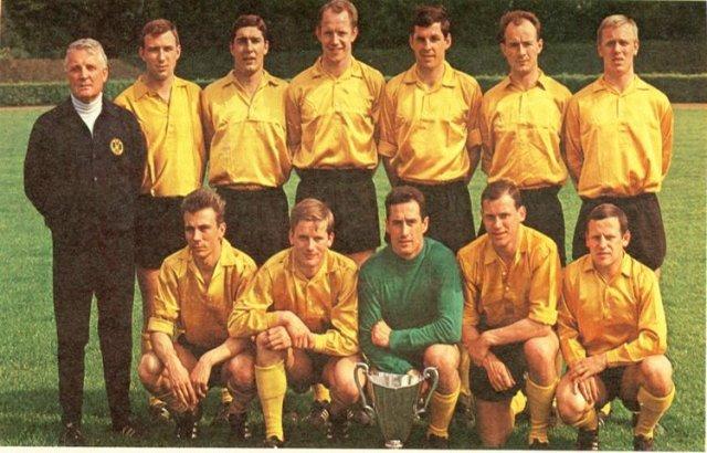 Esquadrão Imortal – Borussia Dortmund 1962-1966