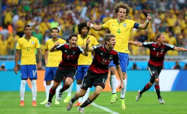 Jogos Eternos – Brasil 1x7 Alemanha 2014 - Imortais do Futebol 1719dd8e88de3
