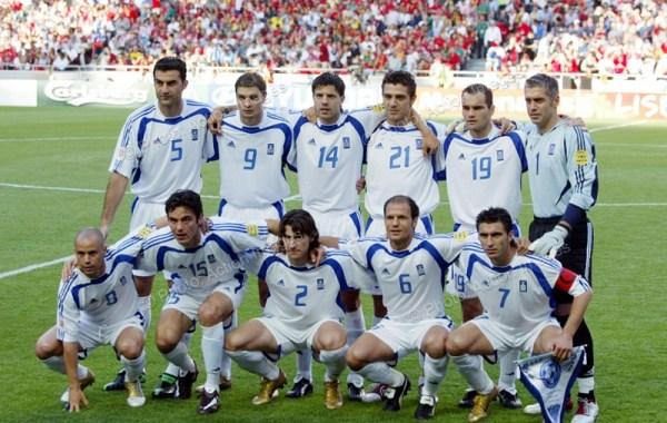 ΠΟΡΤΟΓΑΛΙΑ-ΕΛΛΑΣ / ΤΕΛΙΚΟΣ ΕΥΡΩ 2004 - PORTUGAL-GREECE / EURO 2004 FINAL
