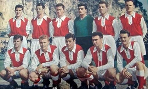 Esquadrão Imortal – Stade de Reims 1949-1960