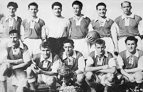 Stade de Reims 1952-1953