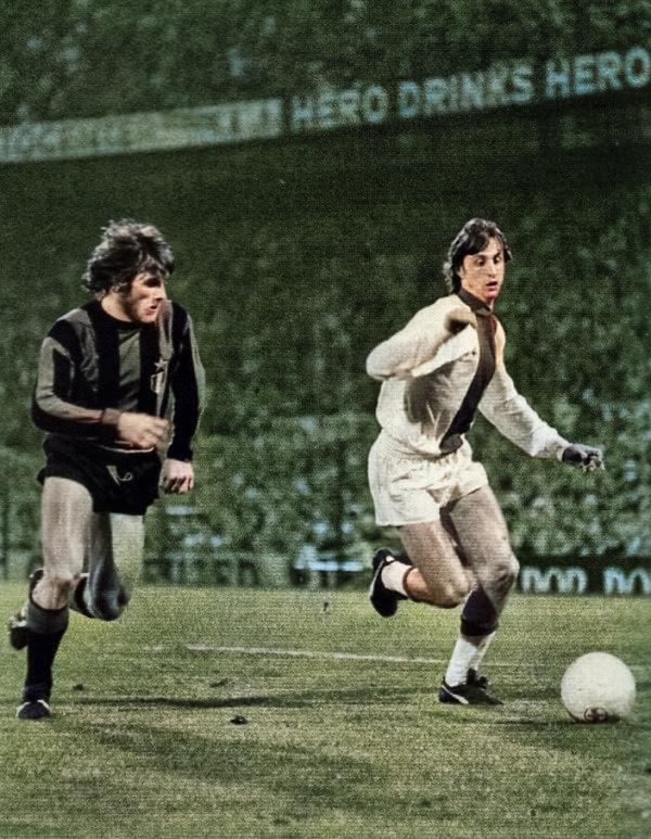 Jogos Eternos – Ajax 2×0 Internazionale 1972
