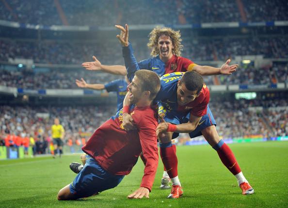 Carles+Puyol+Gerard+Pique+Real+Madrid+v+Barcelona+ynfkQ0s5Vxnl
