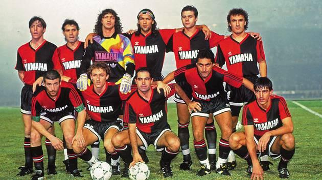 Esquadrão Imortal – Newell´s Old Boys 1987-1992