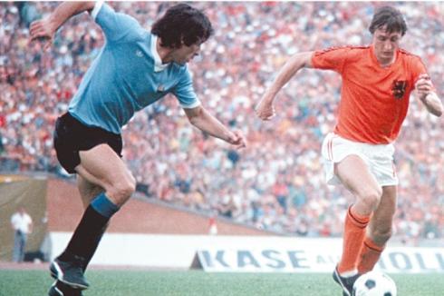 Jogos Eternos – Uruguai 0x2 Holanda 1974