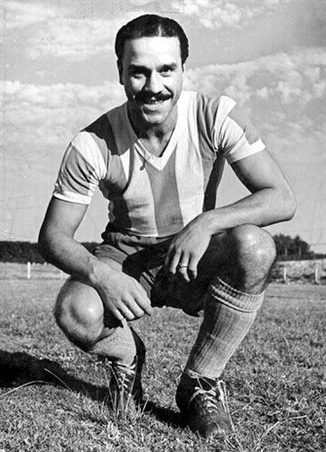 José Manuel Moreno, um dos maiores craques da história do futebol argentino.