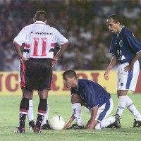 Jogos Eternos – Cruzeiro 2x1 São Paulo 2000