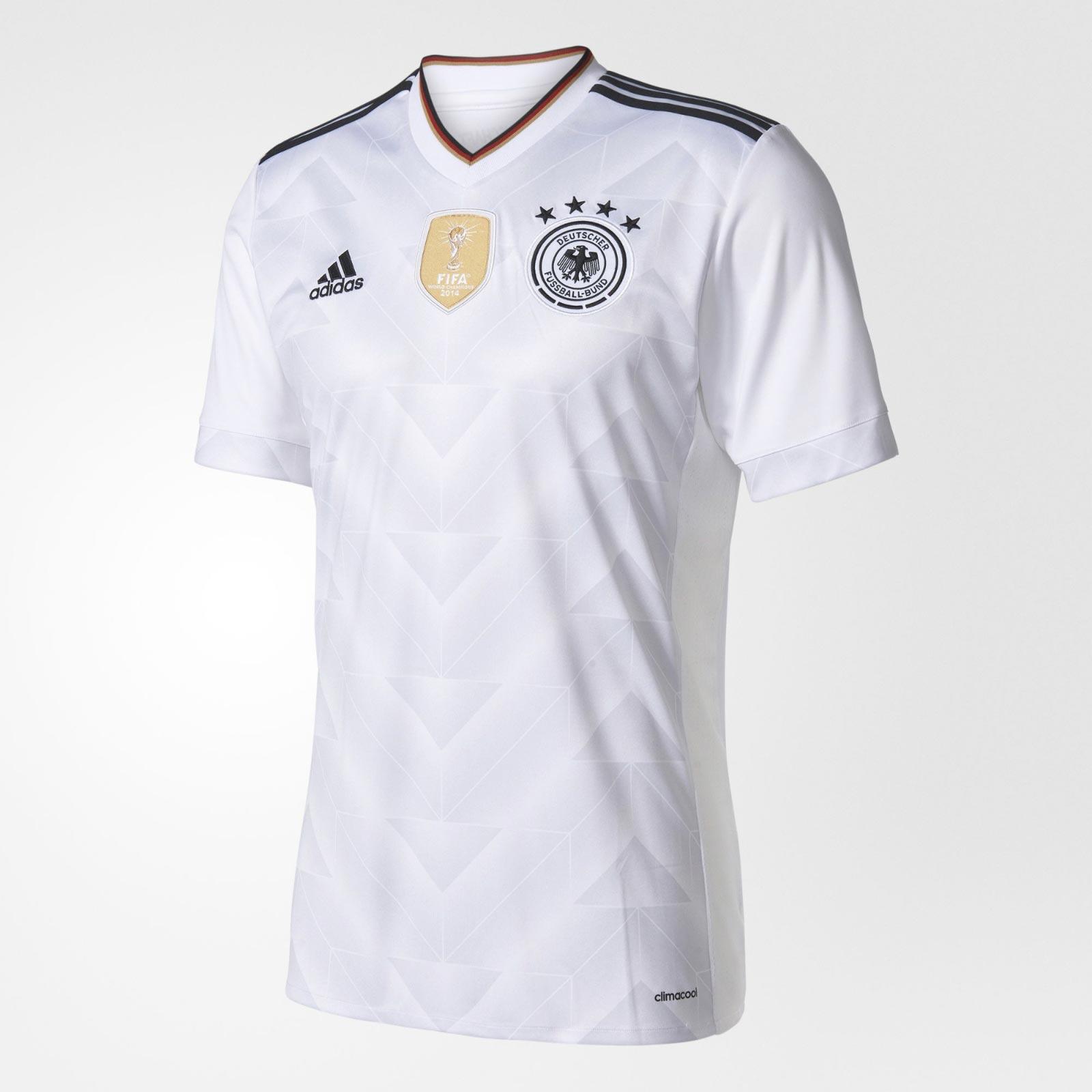 História da Camisa da Alemanha - Imortais do Futebol bdba6649956a9