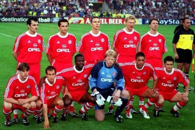 Esquadrão Imortal – Bayern München 1998-2003