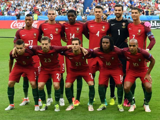 Seleções Imortais – Portugal 2016