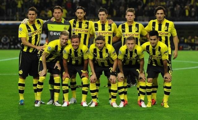 Esquadrão Imortal – Borussia Dortmund 2010-2013