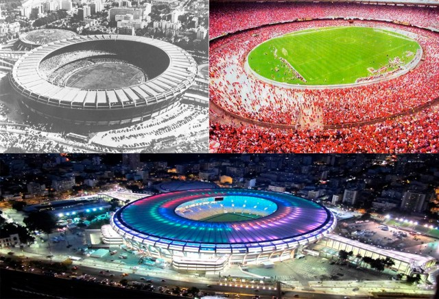 Maracanã – Templo do Futebol
