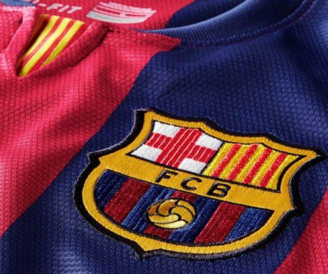 História da Camisa do Barcelona