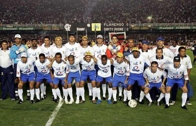 Esquadrão Imortal – Santo André 2004
