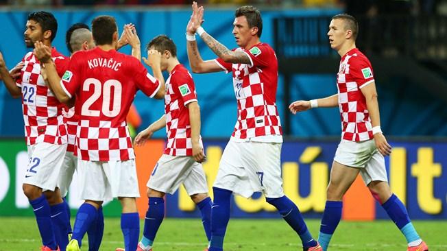 6ee6ddedcb807 Seleções Imortais - Croácia 2018 - Imortais do Futebol