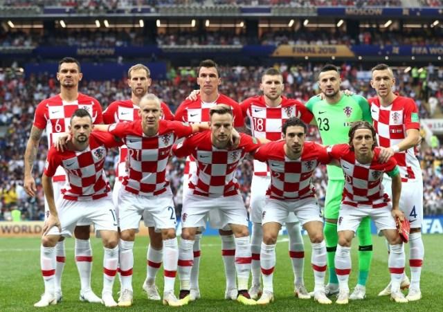 Seleções Imortais – Croácia 2018