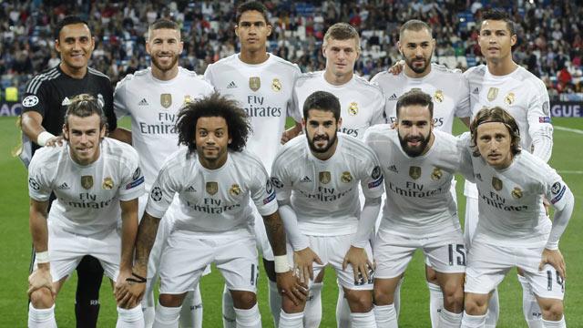 Esquadrão Imortal – Real Madrid 2013-2018