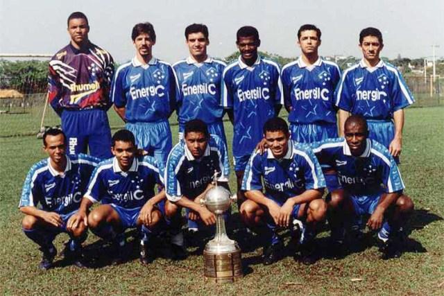 Esquadrão Imortal – Cruzeiro 1996-2000