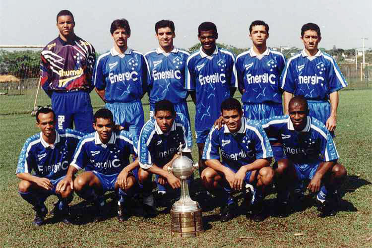 986495fe41 Esquadrão Imortal - Cruzeiro 1996-2000 - Imortais do Futebol