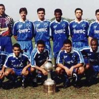 Esquadrão Imortal - Cruzeiro 1996-2000