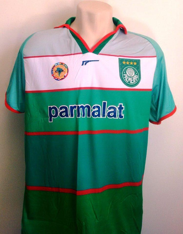 História da Camisa do Palmeiras - Imortais do Futebol 2889a868d4d77