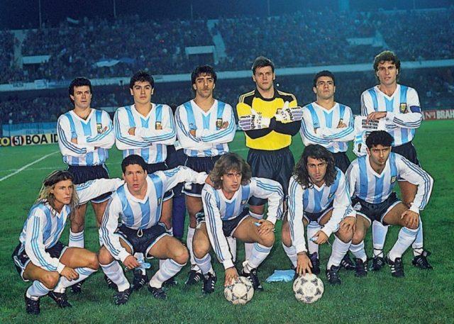 Seleções Imortais – Argentina 1991-1993