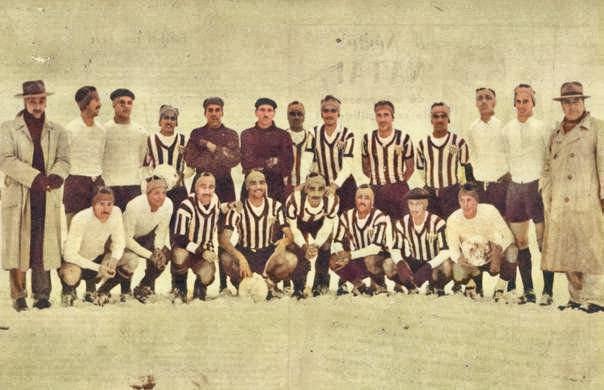 Esquadrão Imortal – Atlético-MG 1950-1956