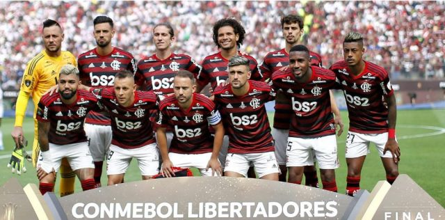 Esquadrão Imortal – Flamengo 2019