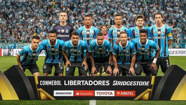 Esquadrão Imortal – Grêmio 2016-2018