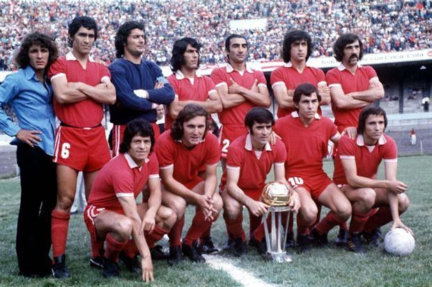 Esquadrão Imortal – Independiente 1971-1975