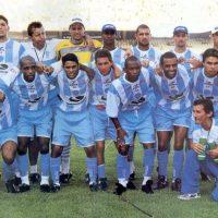 Esquadrão Imortal - Paysandu 2001-2003