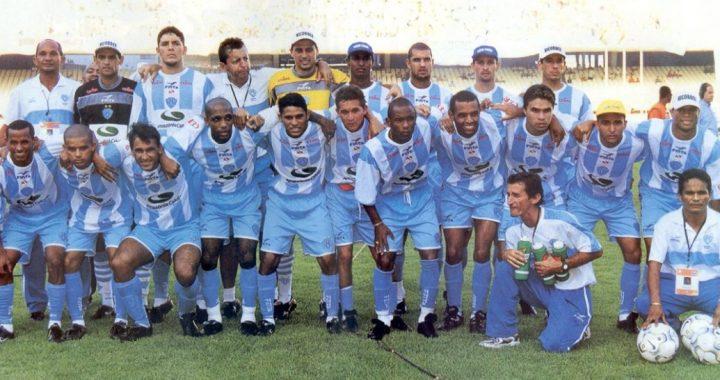 Esquadrão Imortal – Paysandu 2001-2003
