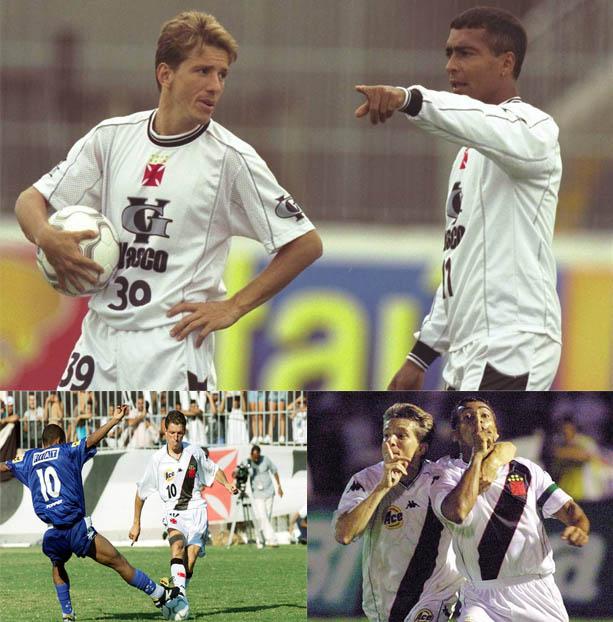 Há 20 anos, Vasco e Juninho Paulista reencontravam o rumo das grandes conquistas