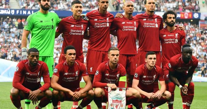 Esquadrão Imortal – Liverpool 2017-2020