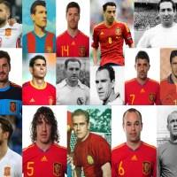 Seleção dos Sonhos da Espanha