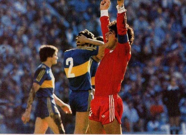 Jogos Eternos – Argentinos Juniors 5×3 Boca Juniors 1980
