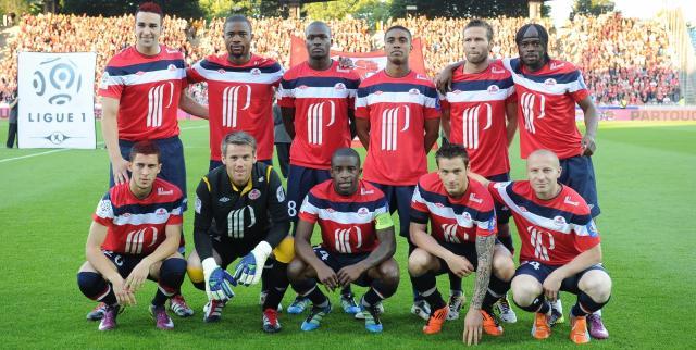 Esquadrão Imortal – Lille 2010-2011