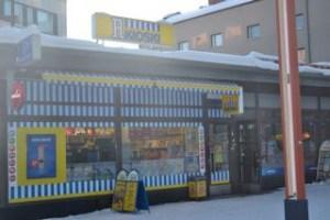 フィンランドのコンビニ