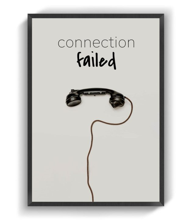Connection failed