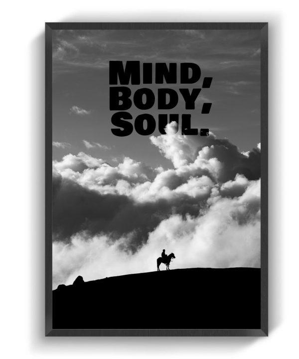 Mind, Body, Soul