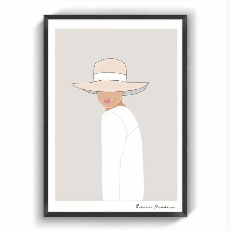 Hat Lady NO1