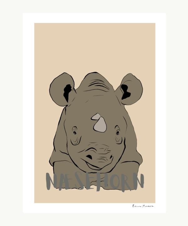 Næsehorn I
