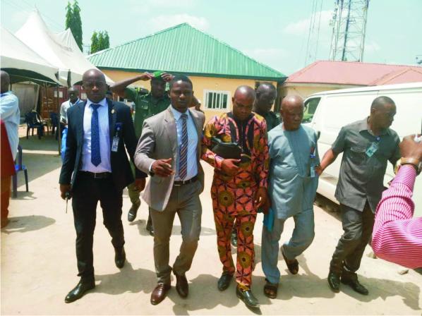 Ohaji INEC oFICERS