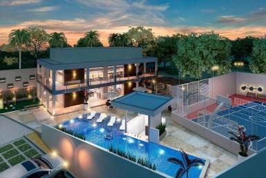 Eco Jordão, apartamento de 2 quartos no Filipinho, 56m², ITBI e Cartório Grátis 1