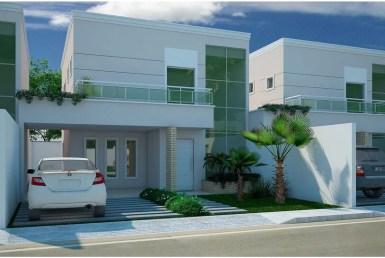 Condomínio Jardim Europa, Casa Duplex no Calhau, 3 suítes, 156m² 4