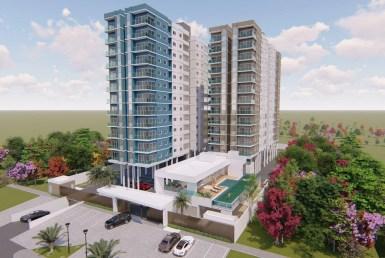 MOOVE Residence, apartamentos no Turú, 2 e 3 quartos, 54m² e 69m² 13