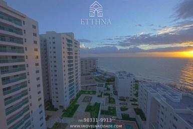 Condomínio Farol da Ilha, Apartamento na Ponta D'Areia, 2 quartos e 2 suítes, 187m², Vista Lagoa 13
