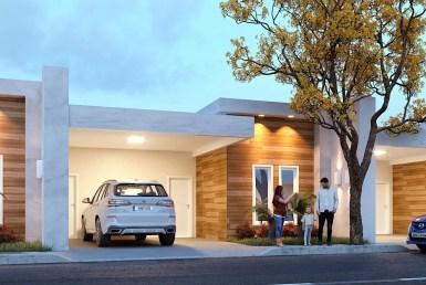 Ipê Residence, Casa na Cohama, 2 ou 3 quartos, 2 suítes, 97m² a 121m² 2